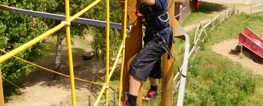End of Year Trip to Stubbers Activity Park